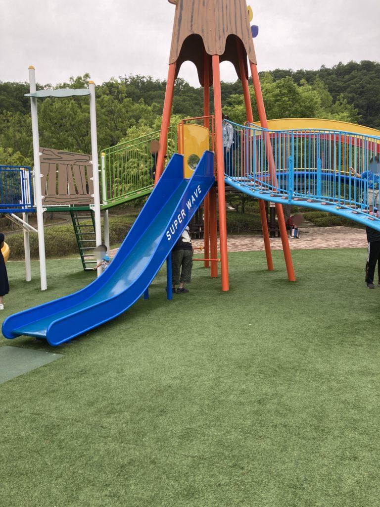 一庫公園・遊具