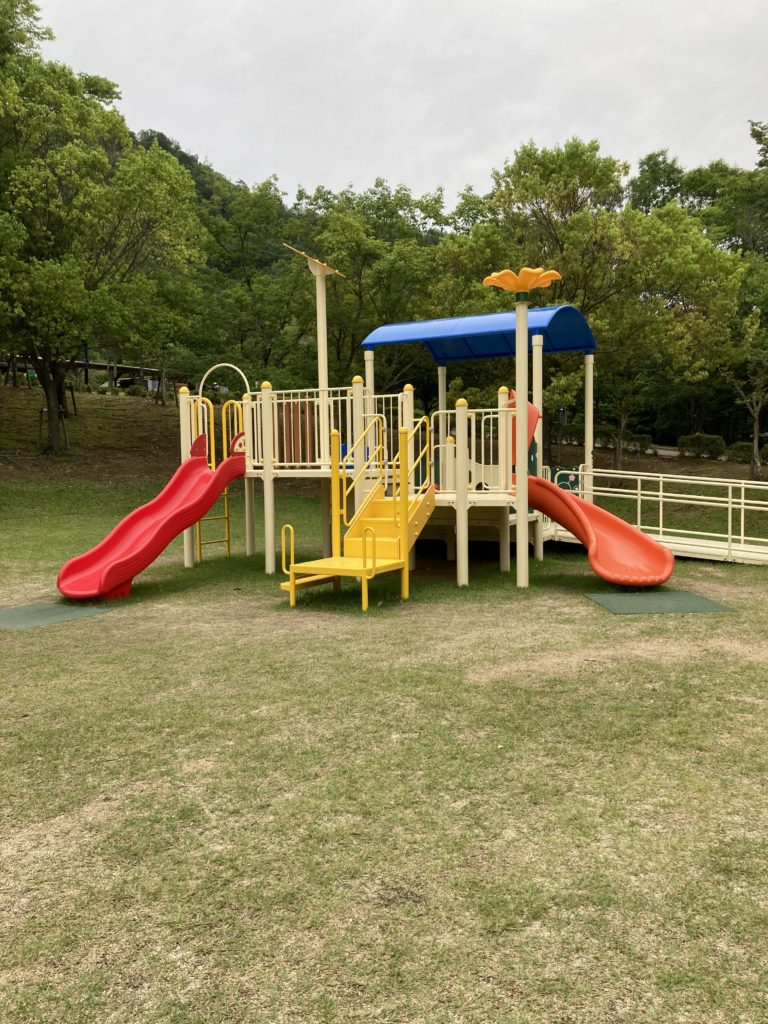 一庫公園:幼児用遊具